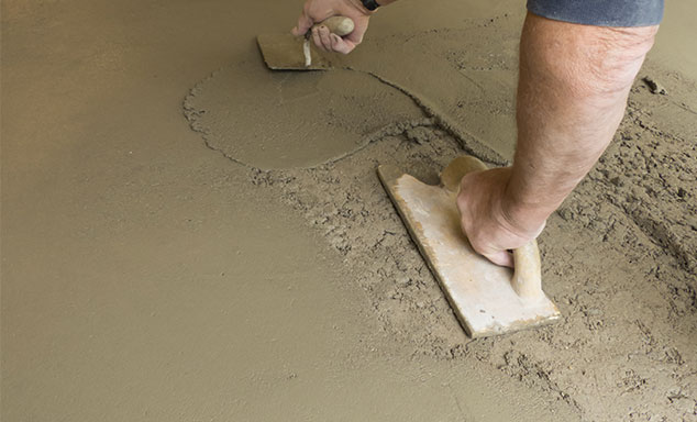 Bodenausgleichsmasse