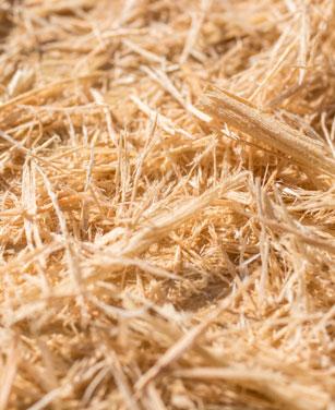 Dämmen mit Holzfaser