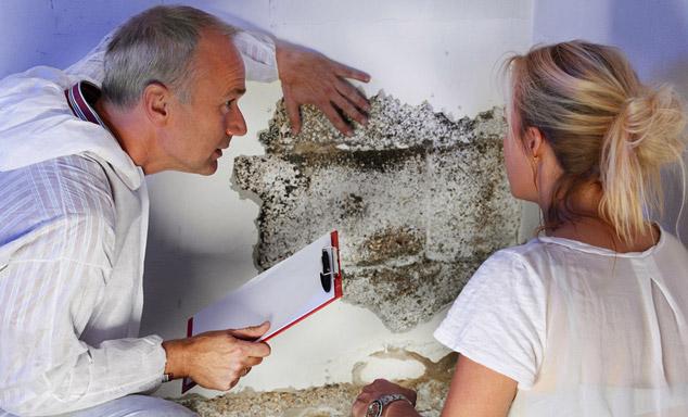 Mauerwerksanierung mit redstone