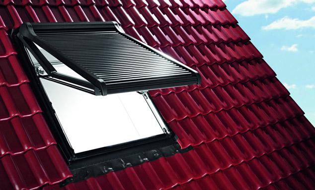 Roto Dachfensterrollläden