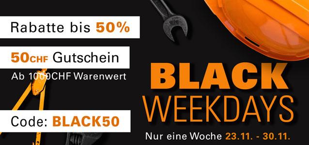 BlackWeekDays
