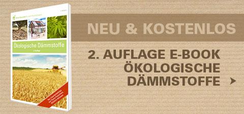 E-Book 2. Auflage: Ökologische Dämmstoffe