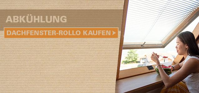 Dachfenster-Rollos