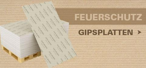 Gipsplatten