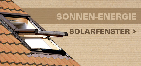 Solar-Dachfenster
