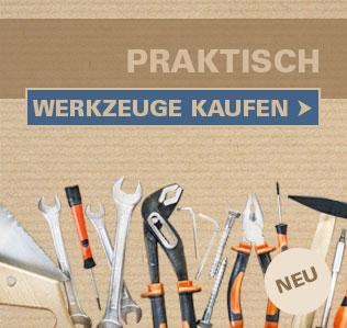 Neu im Shop: Werkzeuge
