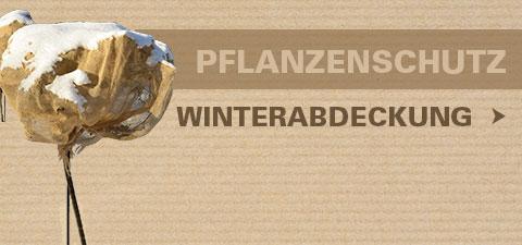 Winter-Pflanzenschutz
