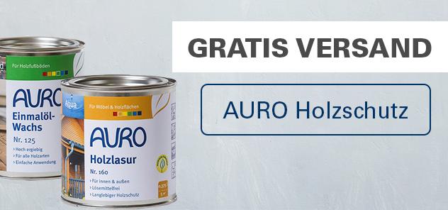 Gratis Versand: Auro Holzschutzmittel