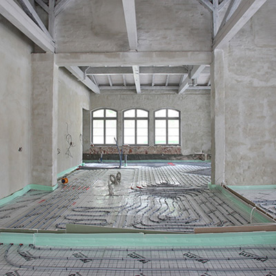 Die Altbausanierung: Tipps zur Haustechnik und Baustoff-Auswahl