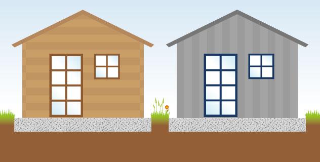 gartenhaus isolieren dampfsperre fabulous gartenhaus gertehaus holz oder metall with gartenhaus. Black Bedroom Furniture Sets. Home Design Ideas