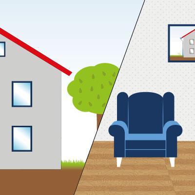 Hauskauf und Wohnungskauf – Darauf kommt es an