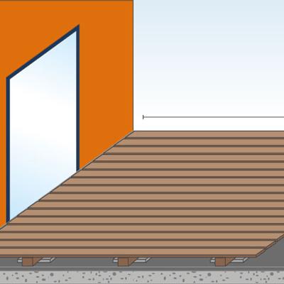 WPC Terrassendielen planen und verlegen