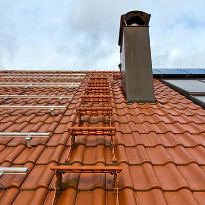 Dachziegel oder Dachstein?