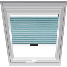 Jalousette für Dachfenster