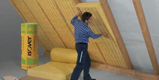 isover klemmfilz integra zkf 1 glaswolle benz24. Black Bedroom Furniture Sets. Home Design Ideas