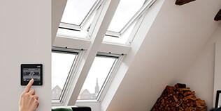 Elektro Dachfenster
