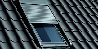 Elektro Dachfenster Rollläden