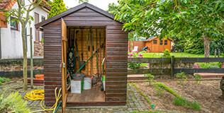 Gerätehaus Gartenhäuser