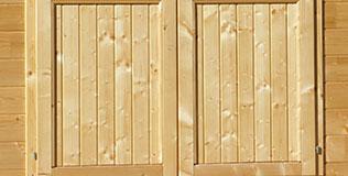 Gartenschränke Holz
