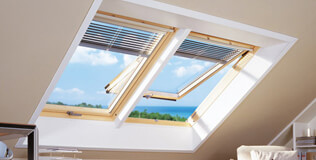 velux dachfenster gpu 0166 klapp schwingfenster kunststoff energie plus kupfer. Black Bedroom Furniture Sets. Home Design Ideas
