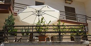 Sonnenschirme Balkon
