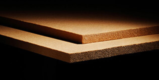 Holzfaser Trittschalldämmung