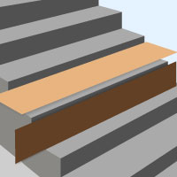Treppen Neu Verkleiden treppenstufen verkleiden und einen neuen look verpassen